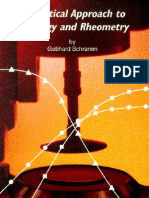 HAAKE Practical Approach to Rheology and Rheometry - Schramm