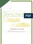 Recopilación proxecto ROMA ANTIGA