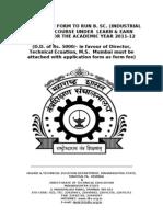 BSc_IndustrialScience_LearnEarn