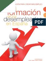 La formación de los desempleados en España