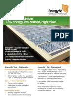 Energyflo Datasheet