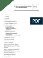 Norma Seguridad Rediologica Industrial Pp[1]