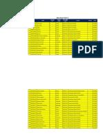 Data Siswa Kelas 1 2010-2011