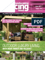 Fencing & Landscaping News June 2011