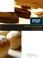 Postres Sin Azucar1