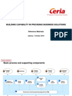 Building Capability Business Solution