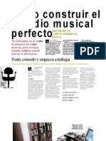 14 Como Construir El Estudio Musical Perfecto A
