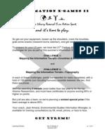 Info X-Games II 2011