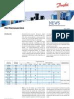 Reconversión DE GASES REFRIGERANTES