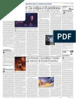 """Samwise, «""""Le donne, i cavallier, l'arme, gli amori"""" di Frank Frazetta», in «il Domenicale. Settimanale di cultura», anno II, n. 21, Milano 22-05-2004, p.8"""