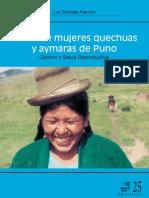 MMR Voces de Mujeres Quechuas y Aymaras de Puno