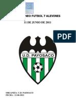 II to Alevines Futbol 7
