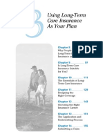 Chapt 8 1-11 Why People Choose LTC Insurance as Their Plan