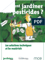 Comment Jardiner Sans Pesticides