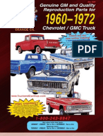 60-72 Chevy Truck