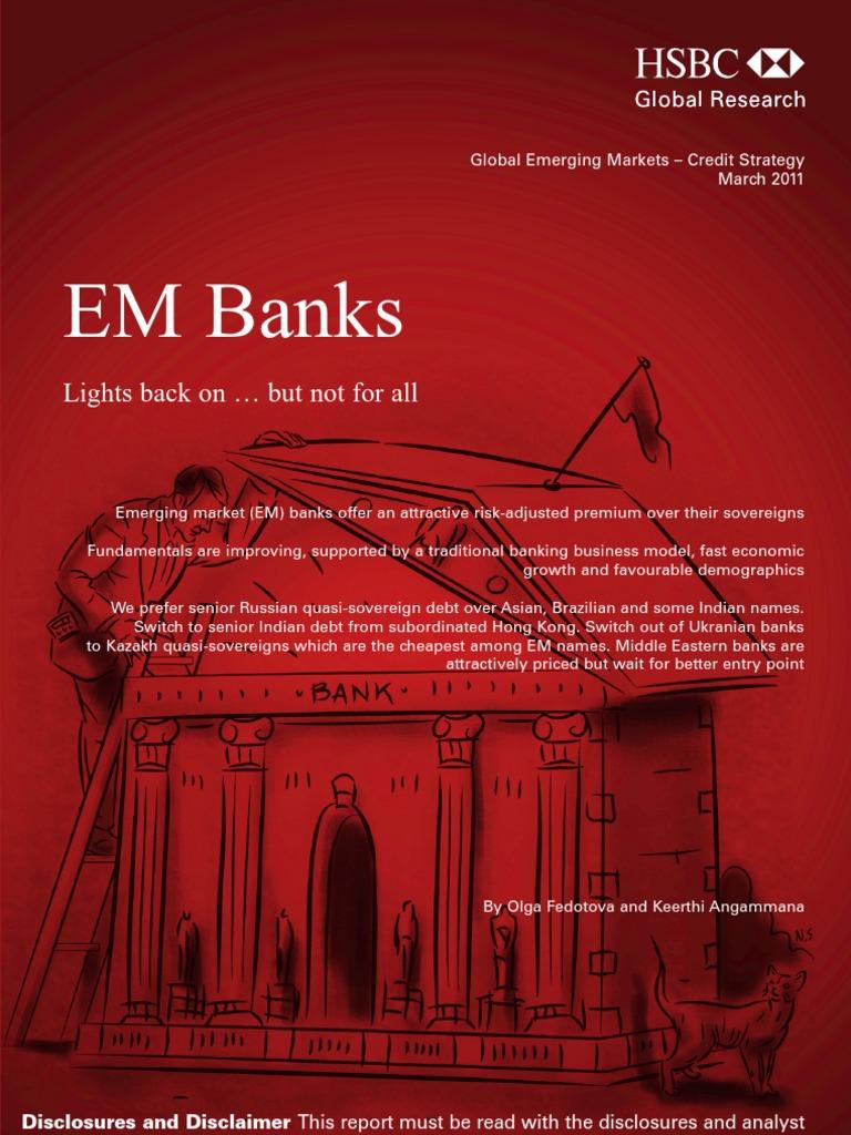 52743012 HSBC Global Emerging Markets EM Banks Jp | Hsbc | Banks