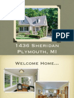 1436 Sheridan, Plymouth, MI | Steps From Downtown Plymouth