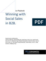Winning With Social Sales in B2B