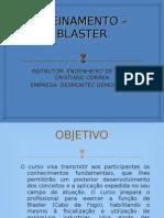 TREINAMENTO – BLASTER