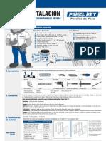 Guia Practica de Instalacion Muros Divisorios y Plafones