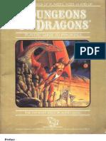 Tsr01017 - D&D - Immortal Rules Boxed Set