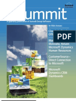 Summit Magazine Summer 2011