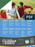 Calendar of Events Final June