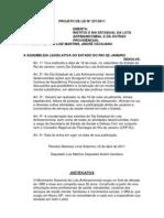 Projeto de Lei nº 337/2011 - Institui o dia da luta antimanicomial