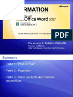 Word2007 Present Yparack
