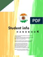 Student Info Handbook