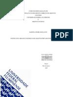 GONÇALVES,Martina Spohr - De procedimentos a metodologia - políticas de arranjo e descrição nos arquivos privados pessoais do CPDOC