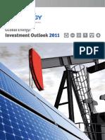 Global Energy Report 2011
