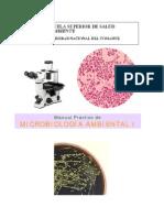 Manual Practico de Microbiologia I