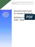 INTOSAI Internal Control Standards