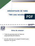 metodologia de Admin  de Redes
