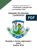 broszura dla nowo-przyjętych czapkowców 12/2009