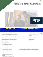 ITIL V3 Service Management Español