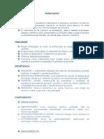 administração em enfermagem - PRONTUÁRIO