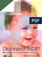 55948217 Livro Dicionario de AIDPI Em Criancas