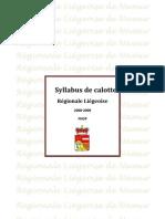 Kompendium na temat katolickiej czapki studenckiej (Calotte) w Liege i Namur (Belgia)