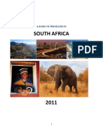 A Guide to Travelling in SOUTH AFRICA