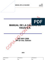 Manual de Calidad_rev 17 HAUG