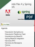 Flex y Spring Framework