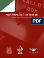Asian Americans at the Ballot Box