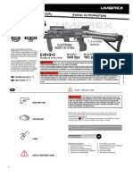 Umarex EBOS Co2 Gun Manual