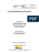 Documento Plan Emergencias Bta