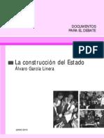 LaConstruccindel Estado_AlvaroGarciaLinera
