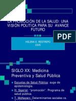 Vision Futura Promocion Salud Diapositivas