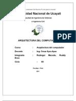 Arquitectura Del Computador(2003)