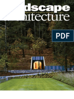 Landscape Architecture - 2009 August